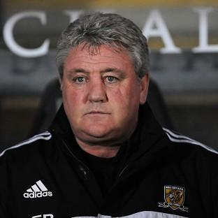 Steve Bruce is dreaming about Wembley