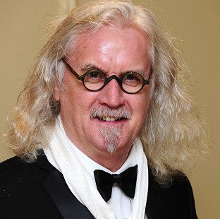Billy Connolly says a fan spotted his Parkinson's disease