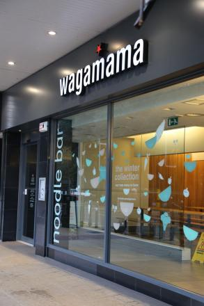 Wagamama on its way