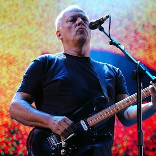 Hampshire Chronicle: David Gilmour and the other remaining members of Pink Floyd are involved with an exhibition of rare items linked to the band