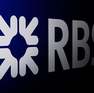 Royal Bank of Scotland is today expected to reveal a �550 million staff bonus pot despite slumping into the red with an expected �8 billion loss.