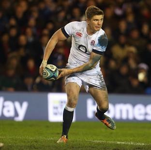 Owen Farrell has been cleared by the RFU