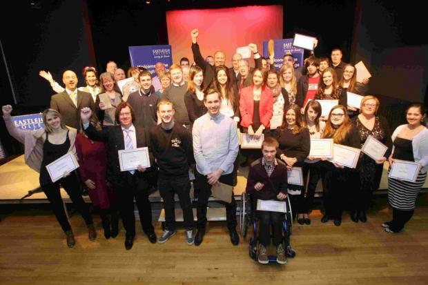 Hampshire Chronicle: More than 40 awards were presented last night