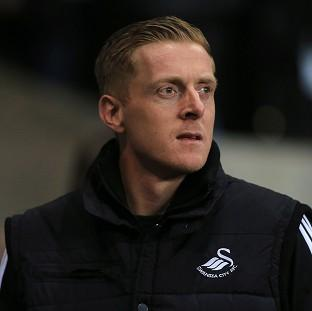 Garry Monk was happy with his Swansea side