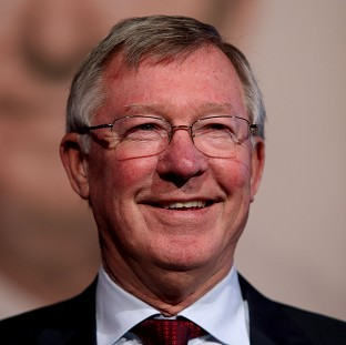 Sir Alex Ferguson credits a strict teacher for driving him to success.
