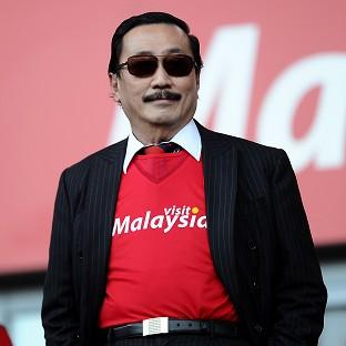 Vincent Tan has defended his reign at Cardiff