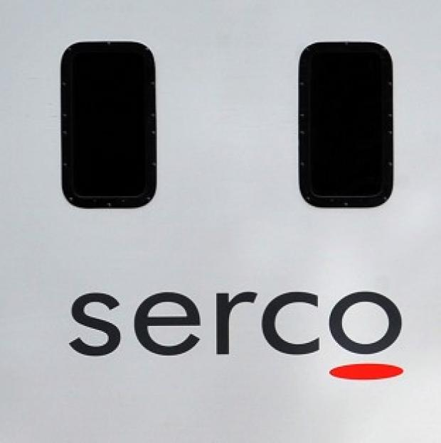 Hampshire Chronicle: Serco's shares rose significantly on the news