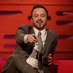 Aaron Paul found it hard to let go of Breaking Bad