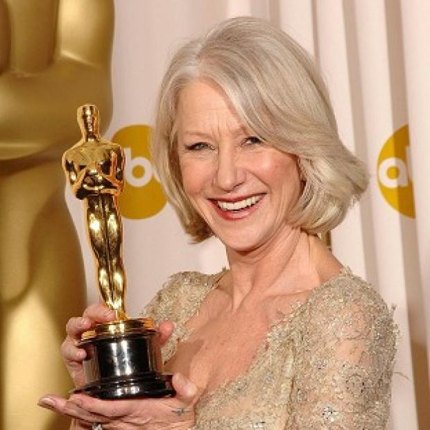 Hampshire Chronicle: Helen Mirren won the award for Best Actress for her role in 2006