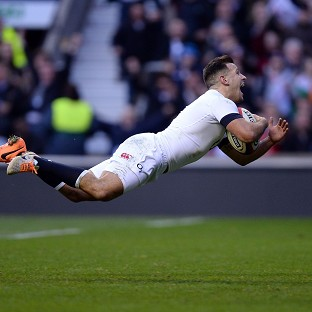 Rob Howley has praised the influence of England half backs Danny Care, pictured, and Owen Farrell