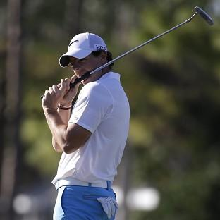 Rory McIlroy leads the Honda Classic by two shots with one round to play (AP)