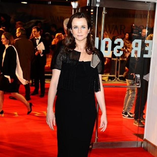 Hampshire Chronicle: Emily Watson has a German accent in The Book Thief