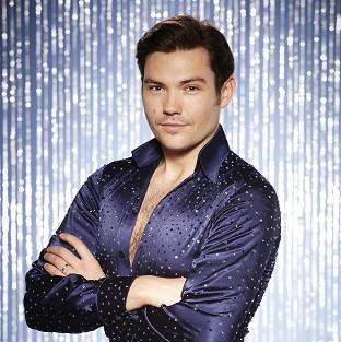 Sam Attwater has missed out on a place in the Dancing On Ice final