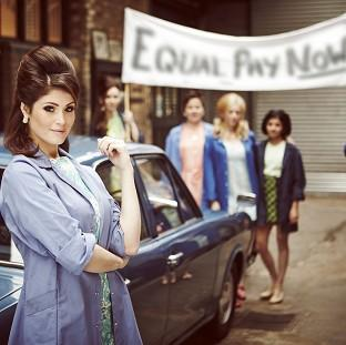 Hampshire Chronicle: Gemma Arterton will star in Made In Dagenham the musical