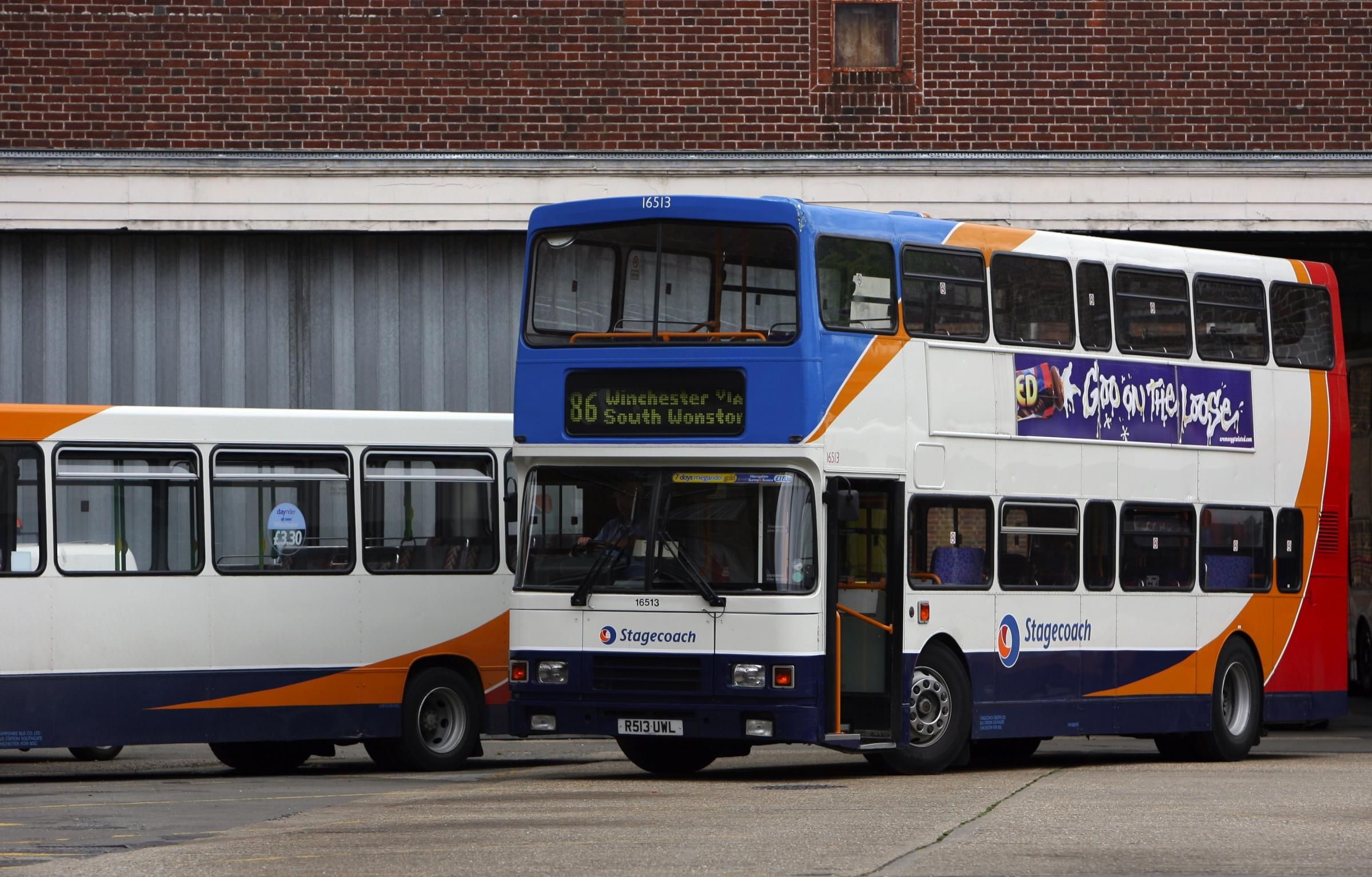 Have your say on Winchester bus station