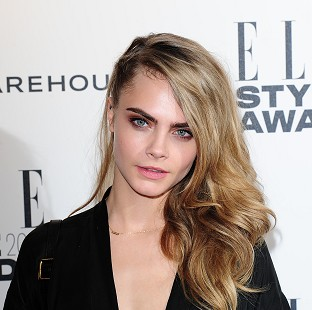 Cara Delevingne has a new TV acting role