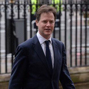 Hampshire Chronicle: Deputy Prime Minister Nick Clegg is to step up his attack on Nigel Farage