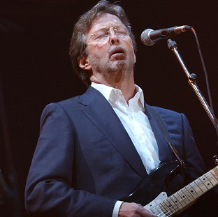 Eric Clapton says he won't tour after 70