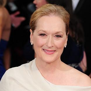 Meryl Streep will film parts of her new film Suffragette inside the Houses of Parliament