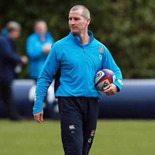 England head coach Stuart Lancaster is happy with playing options