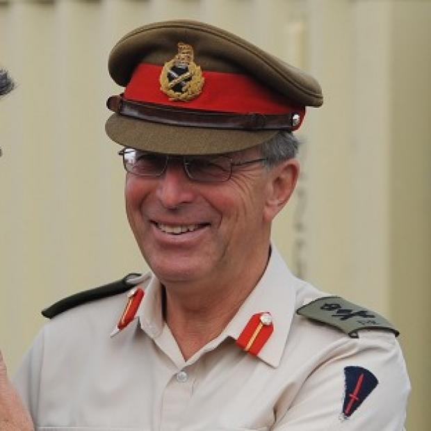 Hampshire Chronicle: General Lord Richards has urged Nato leaders to honour the commitments made to the Afghan people