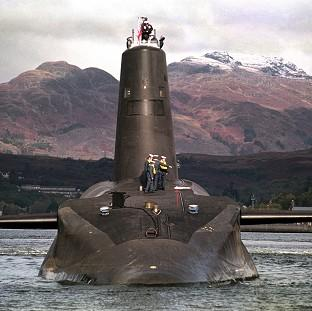 Hampshire Chronicle: HMS Vanguard is to have its reactor refuelled after a test reactor was found to have a small internal leak of radiation