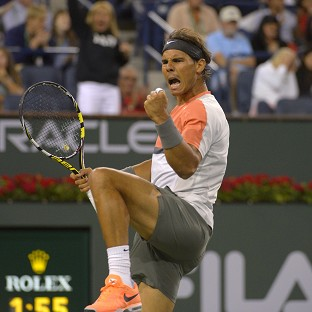 Nadal avoids early upset