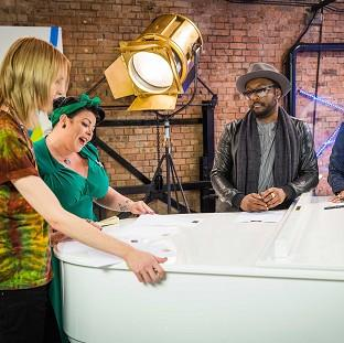 Will.i.am likes to stay focused on The Voice