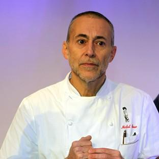 Chef Michel Roux Jr is leaving his BBC role