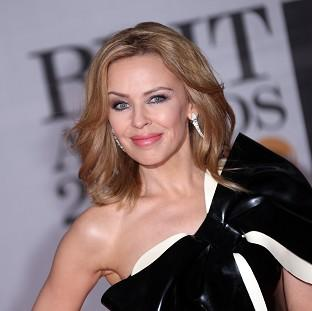 Hampshire Chronicle: Kylie Minogue thinks male pop stars get away with more than female ones