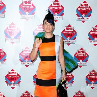 Lily Allen surprised fans with her appraisal of her own music