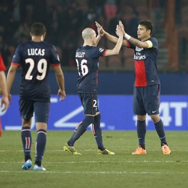 Hampshire Chronicle: PSG (AP)