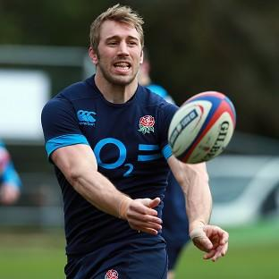 Chris Robshaw hopes France can do England a favour