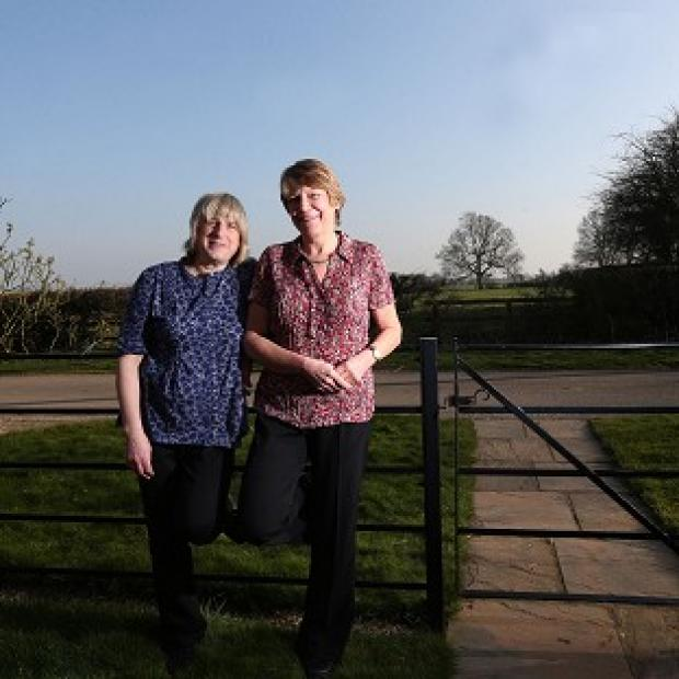Hampshire Chronicle: Celia Kitzinger (left) and Sue Wilkinson (right) who lost a legal fight to marry eight years ago will become the first same-sex couple in the UK to have their union legally recognised.