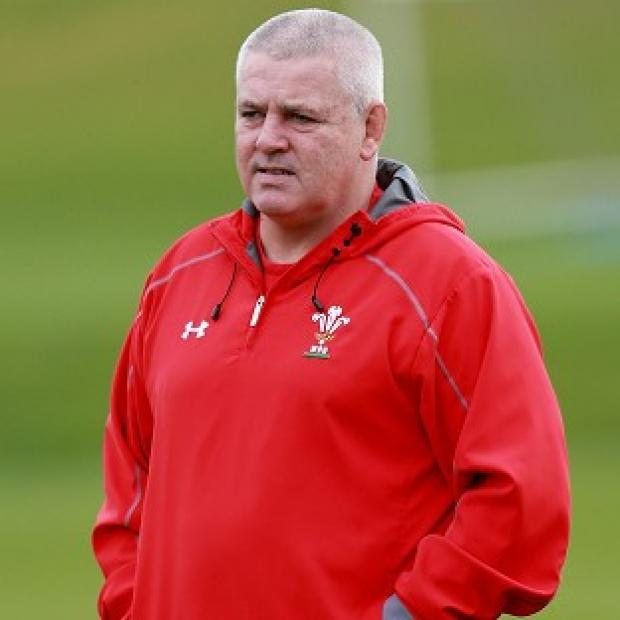 Hampshire Chronicle: Warren Gatland is looking for a response from his team