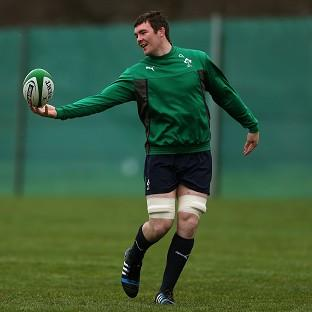 Peter O'Mahony says the Stade de France  is 'a very intimidating place to come and play'