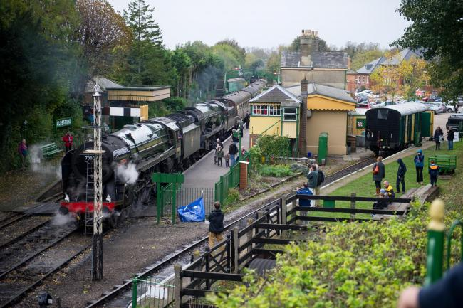 The Watercress Line to welcome passengers from July 11