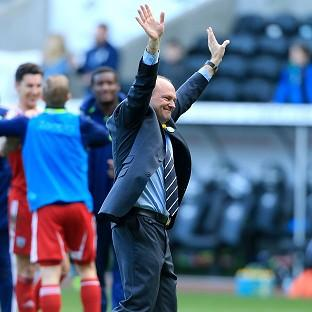 Pepe Mel has his first win in English football