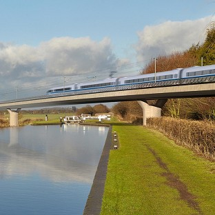 Sir David Higgins is set to outline his plan for an accelerated construction timetable for the HS2 high-speed rail link