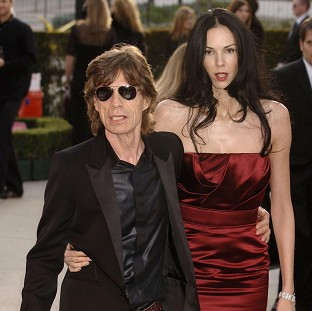 Sir Mick Jagger's girlfriend L'Wren Scott has died