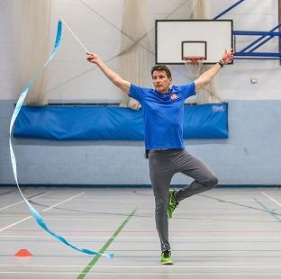 Hampshire Chronicle:  Lord Coe is doing rhythmic gymnastics for Sport Relief