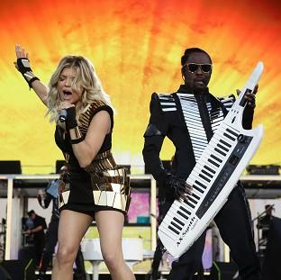 Hampshire Chronicle: Will.i.am says The Black Eyed Peas are the calzone of music