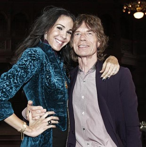 Hampshire Chronicle: Sir Mick Jagger has paid tribute to girlfriend L'Wren Scott after her apparent suicide