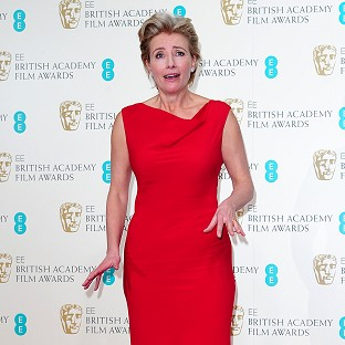 Emma Thompson has confessed she can be bossy