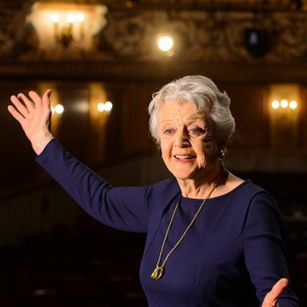 Hampshire Chronicle: Dame Angela Lansbury has returned to the London stage for the first time in almost 40 years