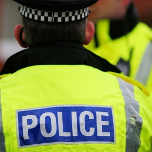 Police are investigating reports of criminal damage at a school reunion