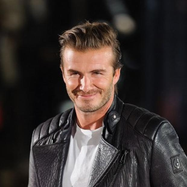 Hampshire Chronicle: David Beckham has made a TV documentary in Brazil