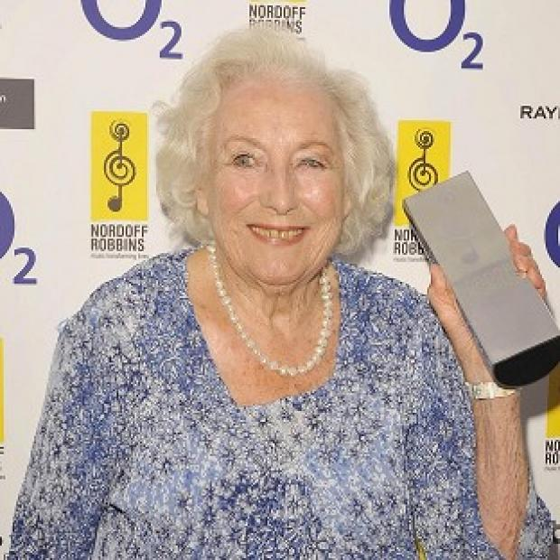 Hampshire Chronicle: Dame Vera Lynn is releasing a new album at the age of 97