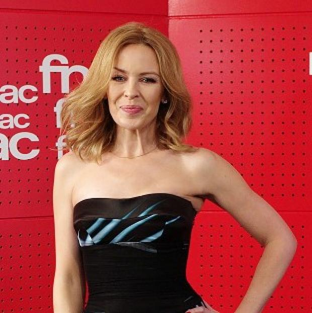 Hampshire Chronicle: Kylie Minogue is insecure about her looks