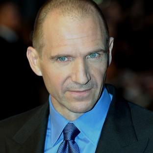 Ralph Fiennes will be on stage at the National Theatre